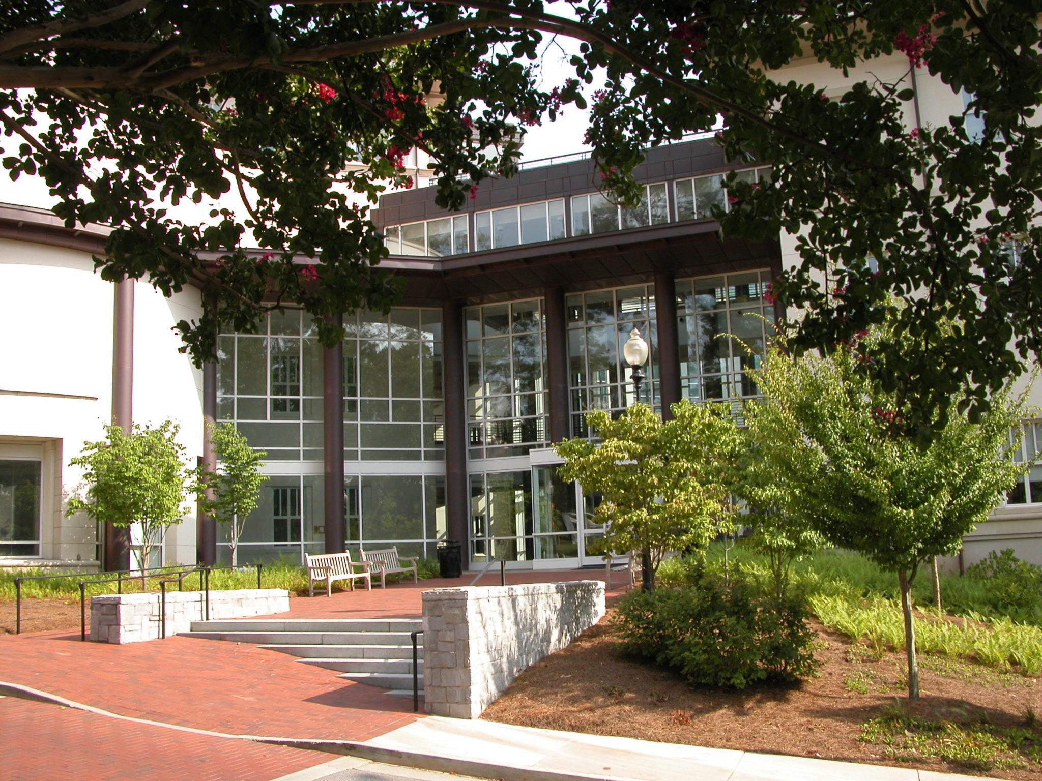 Land Rover Gwinnett >> Emory University - Travis Pruitt and Associates