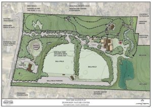 Landscape Architecture | Dunwoody Nature Center West