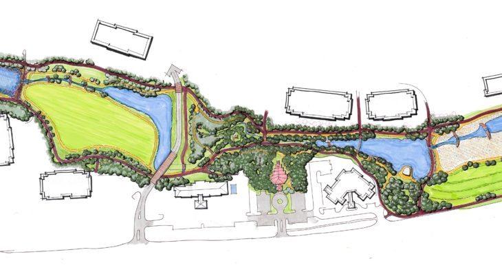 Landscape Architecture | Johns Creek Linear Park