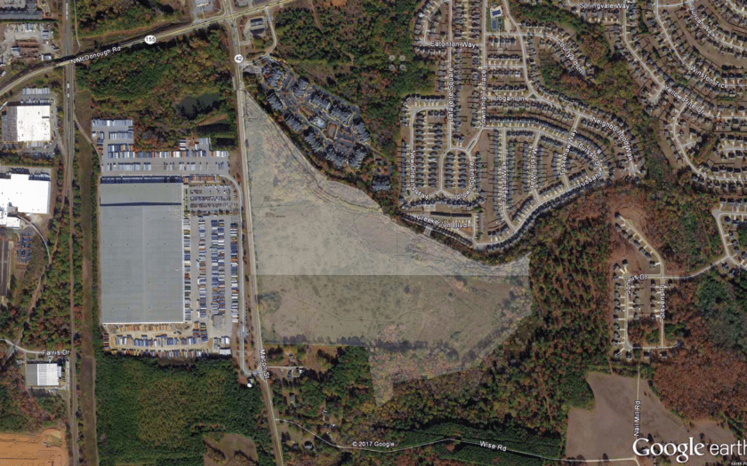 Land Survey | McKibbens | Henry County | GA