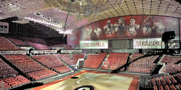UGA Stegeman Coliseum