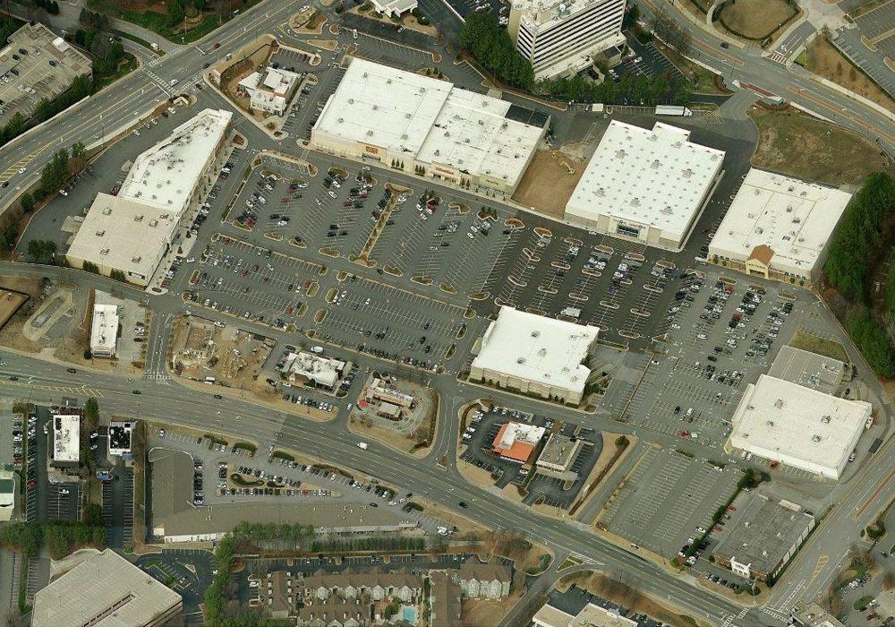 Land Rover Gwinnett >> Akers Mill Shopping Center | Atlanta | GA | Travis Pruitt