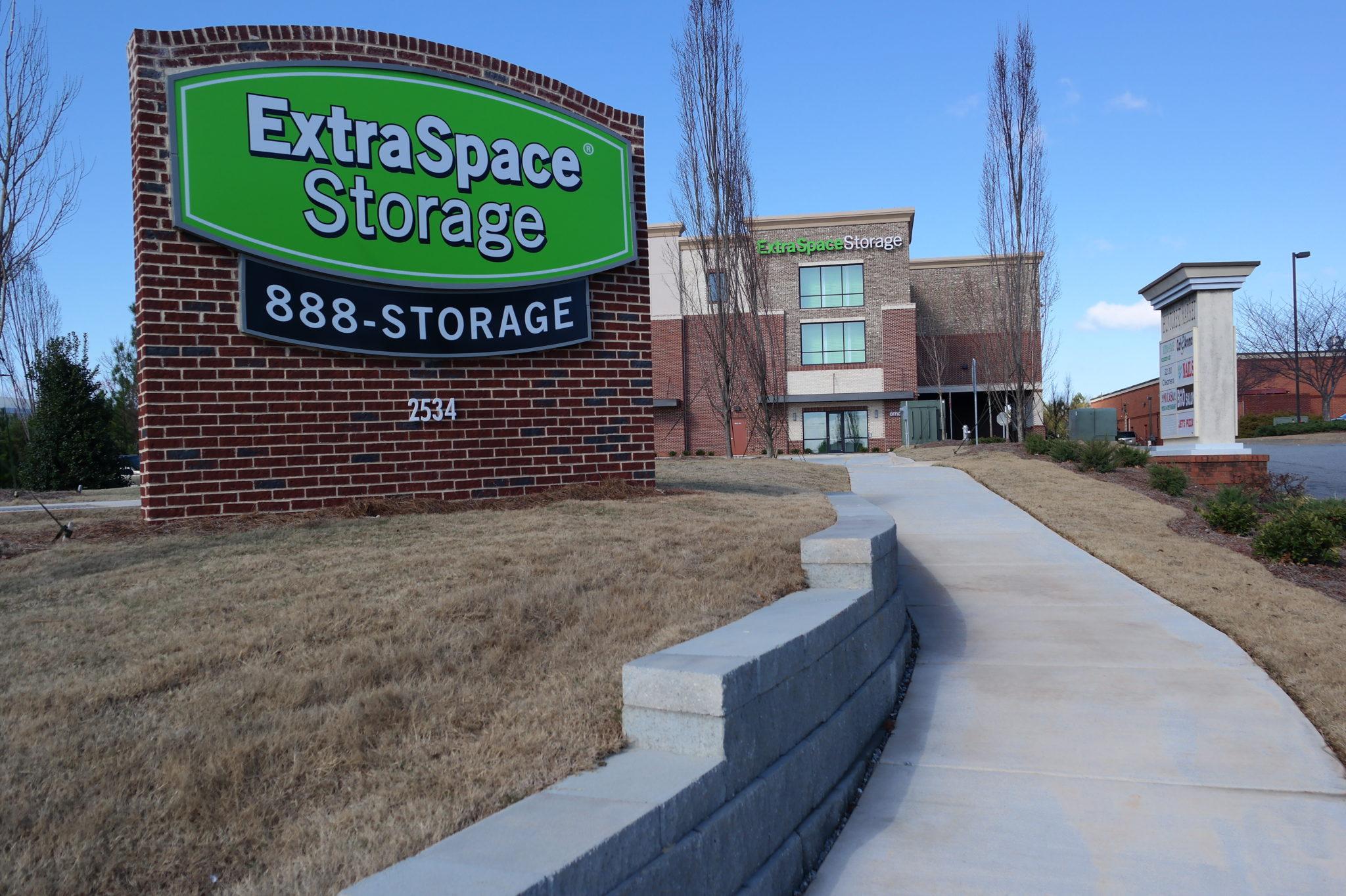 Extra Space Storage Gwinett County Ga Travis Pruitt