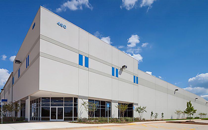 Georgia Pacific Warehouse | Civil Engineering | Travis Pruitt and Associates
