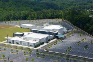 Gwinett church | Sugar Hill | GA | Commercial Civil Engineering