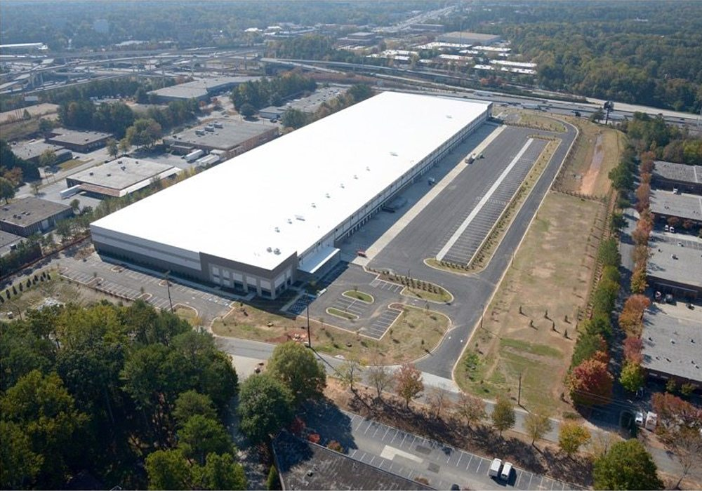 McCall Drive Distribution Center | GA | Travis Pruitt ...